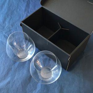 🤖4/$40🤖New: Whisky Glasses